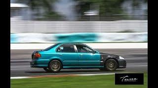 Honda Civic 4Door Full Track Run Tr...