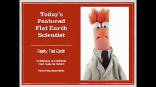 Flat Earth Can