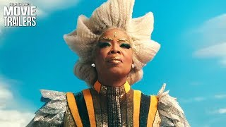 A Wrinkle In Time | Mesmerizing first trailer for Disney Movie with Oprah Winfrey