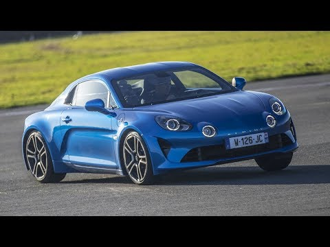 Chris Harris: Alpine A110 Review | Top Gear: Series 25