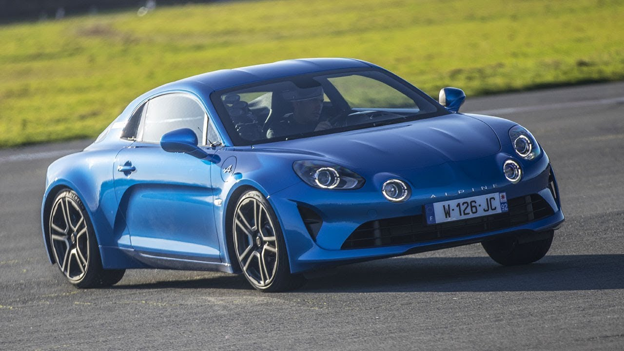 Chris Harris Alpine A110 Review | Top Gear: Series 25