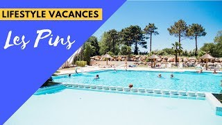Camping Les Pins 2018 - Lifestyle Vacances (Argelès-Sur-Mer, France)
