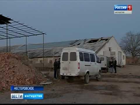 ООО «Газпром межрегионгаз Назрань» выявили кирпичный завод, который работал на ворованный газ