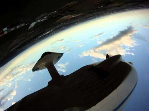 Tuft Testing ..BD-4 bottom cowl air exit