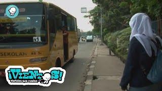 """""""Viajar en el transporte escolar"""""""