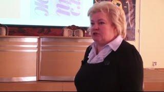 """Нина Васильевна Граблина.""""Распутин В.Г. и его произведения"""" ч.2"""