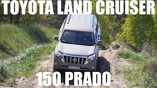 (ENG) Toyota Land Cruiser Prado 2014 3.0 D-4D - Test Drive and Review