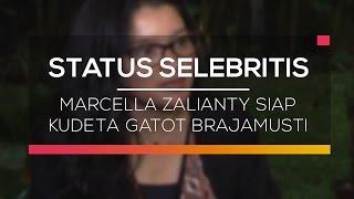 Marcella Zalianty Siap Kudeta Gatot Brajamusti - Status Selebritis