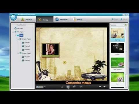 Como converter e gravar MP4 para DVD no Windows 8