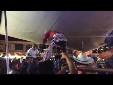 Rodeo de media noche San Salvador 2017
