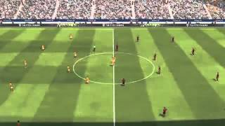 PES 2015 New GamePlay
