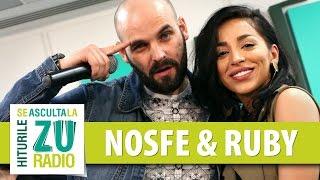 Nosfe feat. Ruby - Condimente (Live la Radio ZU)