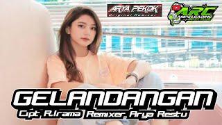 Gelandangan - Dj Slow Bass Remixer By Arya Restu