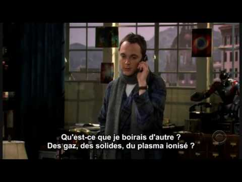 The Big Bang Theory  Leonard Im sick ! HD