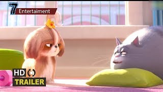 SECRET LIFE OF PETS 2 Official Trailer NEW 2019 Animated Movie HD