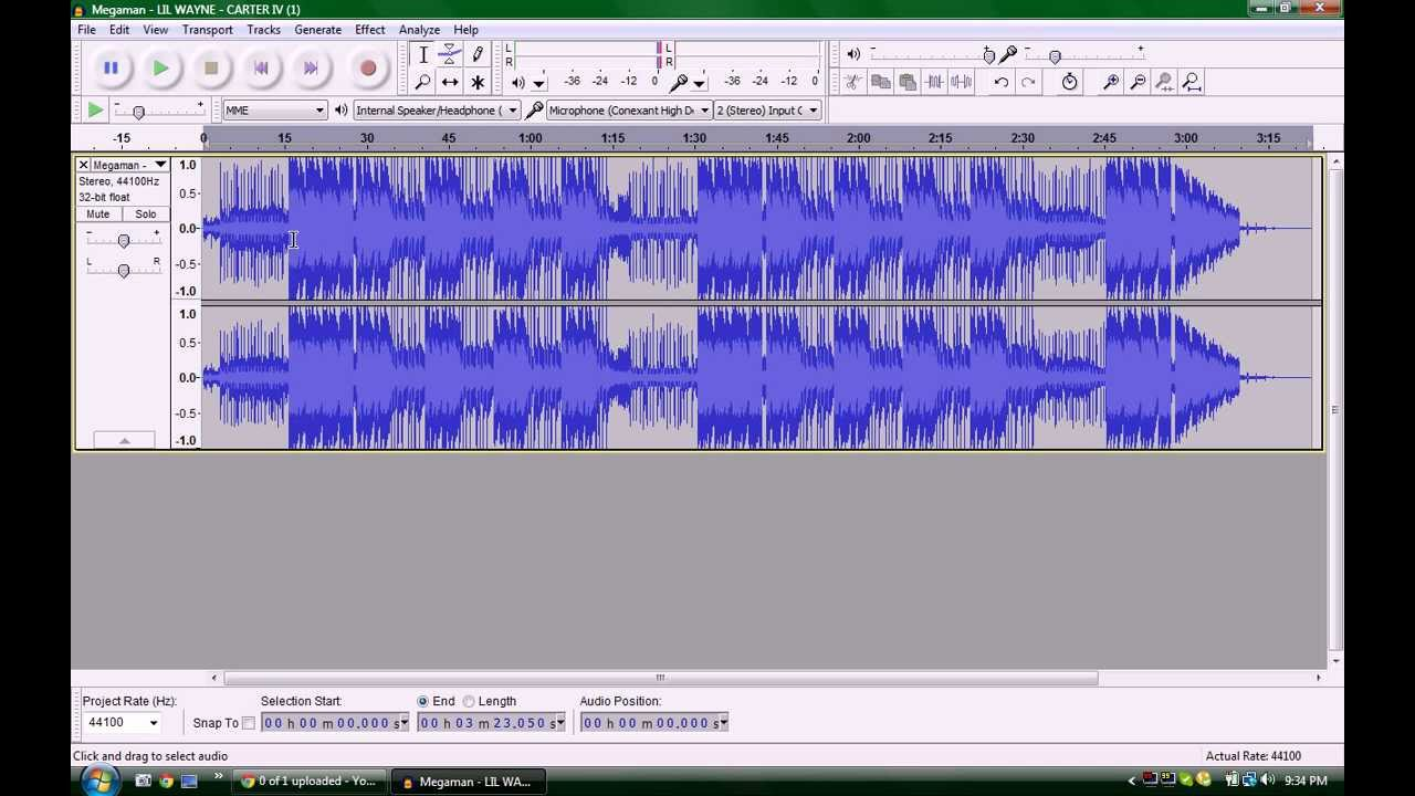 How To Bass Boost Any Song On Audacity - YouTube