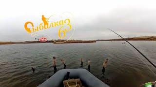 Рыбалка в корягах, спиннинг в холодный ноябрь