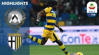 Udinese 1-2 Parma | Gervinho Scores Brilliant Counter-Attack Winner | Serie A