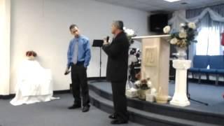 Jose Ceron & Christian Vargas:Si me tocaras (Hector el Father & Harry Maldonado)