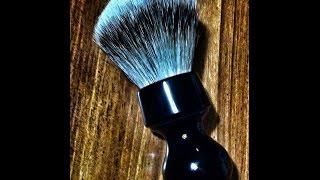 RazoRock: Chubby Extra Silvertip Badger Brush - Review