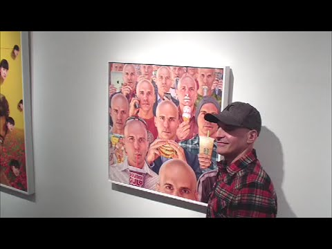JONATHAN LeVINE GALLERY  Alex Gross