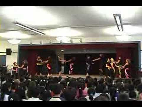 Eaton Elementary School Teachers 2006 - Funky Bunch