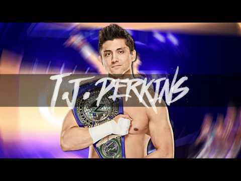 "WWE: ""Playing with Power"" ► T.J. Perkins Theme Song"