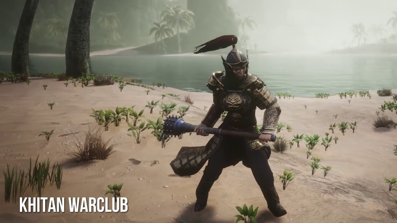 The First DLC for Conan Exiles, The Imperial East Pack Now Live