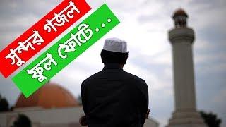 Download Video ফুল ফোটে যেমন ঝরে তেমন খোদার বাগানে  নতুন গজল ২০১৮  |  Bangla Gozol 2018 | Talk For Islam MP3 3GP MP4