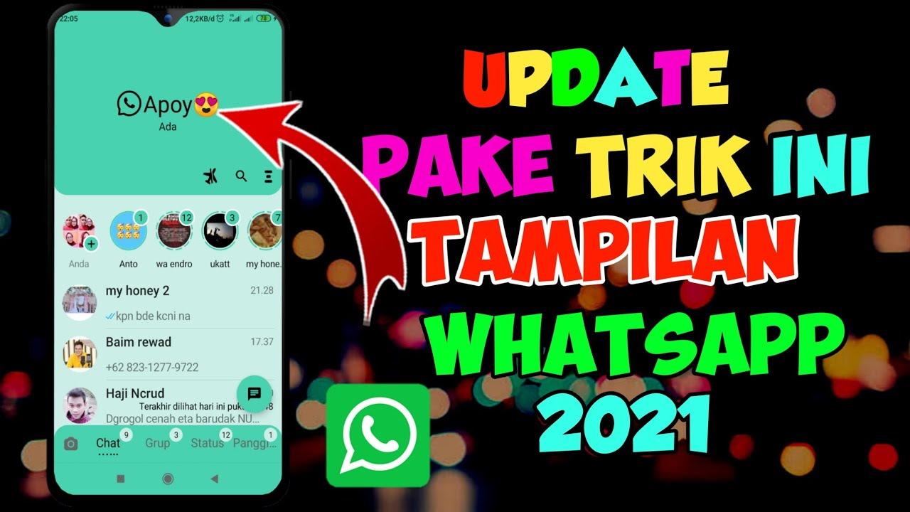Update WhatsApp Version Terbaru |WhatsApp versi 2020 Fitur Lengkap