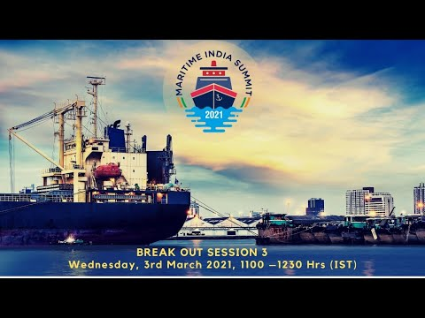 Break Out Session 3: Opportunities in Maritime Financing and Insurance