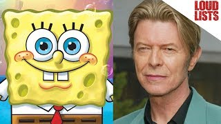 9 Awesome Rock Star 'SpongeBob' Cameos