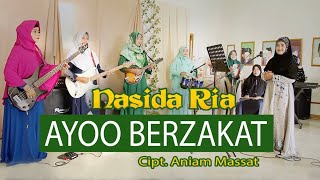 AYOO BERZAKAT - NASIDA RIA ( OFFICIAL MUSIC VIDEO )