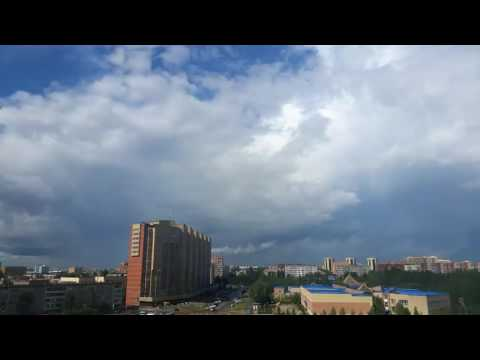 Astana in June