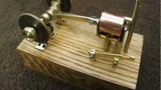 Simple Miniature Solenoid Engine Ii
