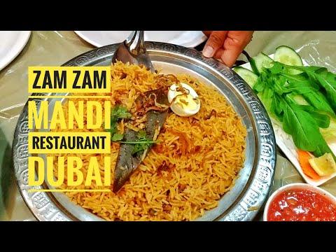 ZAM ZAM MANDI RESTAURANT DUBAI – THE BEST MUTTON MANDI