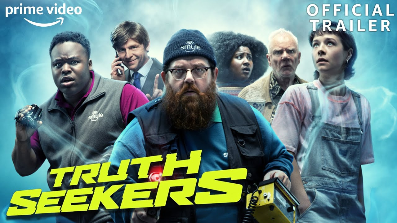Download Truth Seekers | Official Trailer | Prime Video