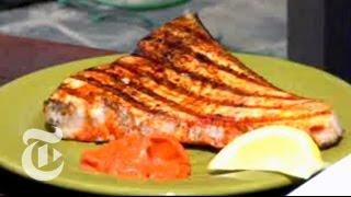 grilled swordfish with pimenton mark bittman the new york times