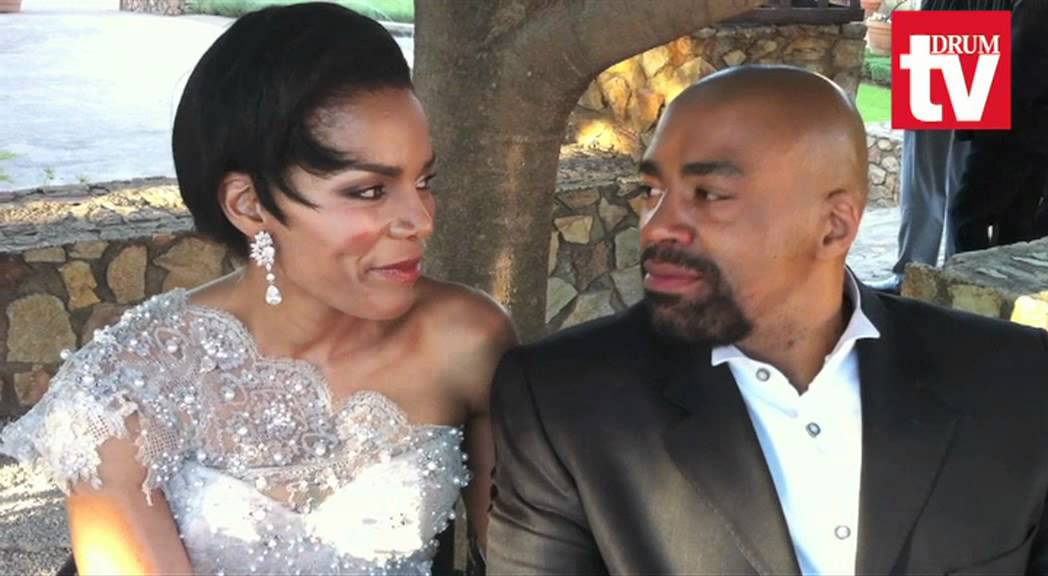 a71fff8dab6 South African Traditional Wedding Dresses. connie and shona ferguson renew  their vows youtube