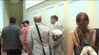 Свадьба Славы и Вики