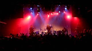 Insomnium - Only One Who Waits @ Nosturi, Hellsinki 5.11.2011