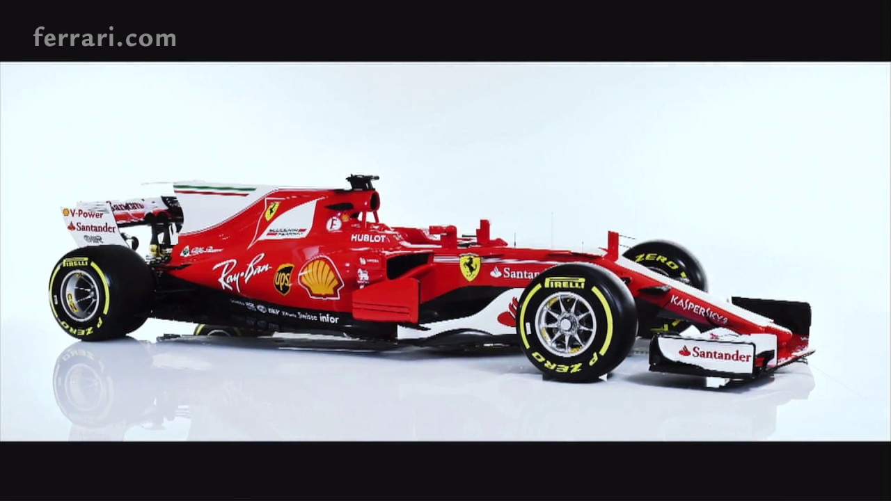 f1 2017 ferrari sf70h launch reveal youtube. Black Bedroom Furniture Sets. Home Design Ideas