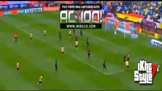 america vs monterrey 2 0 todos los goles liga mx 18 10 2014
