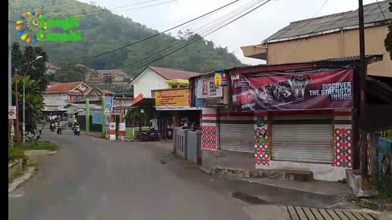 Kawasan Ciseupan, Cimahi Selatan - YouTube