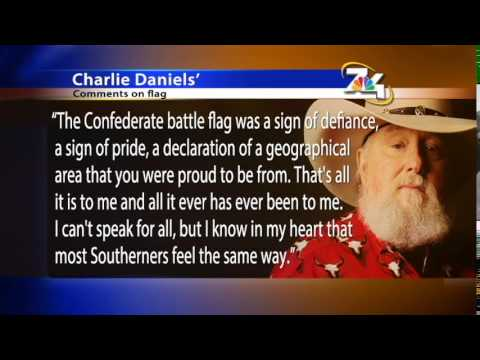 Charlie Daniels' fans speak out on confederate flag controversy ...