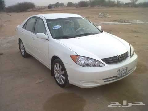 2005 Toyota Camry Le >> قطب كامري 2005 - YouTube