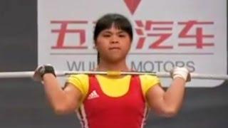 2011 World Weightlifting Championships, Women 53 kg \ Тяжелая Атлетика. Чемпионат Мира