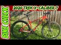 2020 Trek X-Caliber 7 Mountain Bike Review and Ride | Best Entry Level XC Bike?