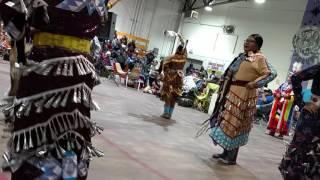 Yakama Treaty days women's jingle special song 2