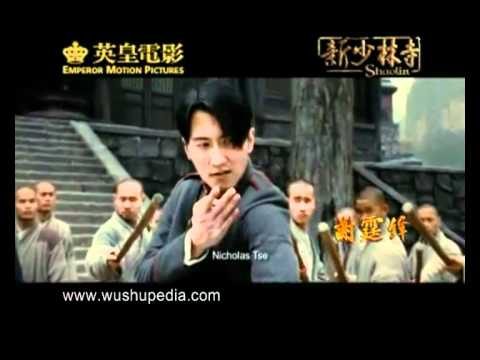 Shaolin new trailer, jackie chan last movie (2010)